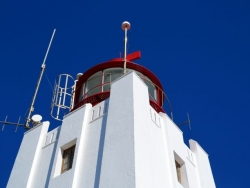 Cape Columbine lighthouse dome