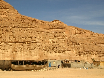 Bedouin camp, Sinai Peninsula, Egypt