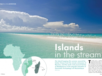 Indian Ocean Islands - Islands in the Stream