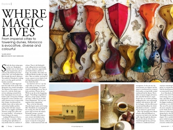 Morocco - Where Magic Lives