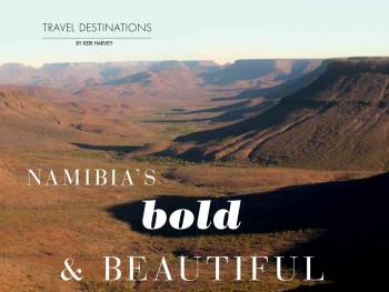 Namibia is bold and beautiful