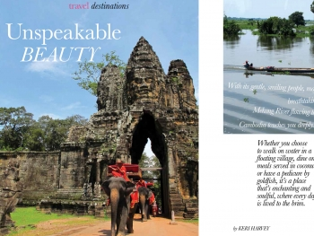 Cambodia - Unspeakable Beauty