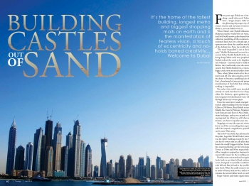Dubai - Building Castles out of Sand