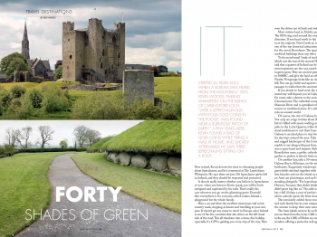 Ireland - Forty Shades of Green