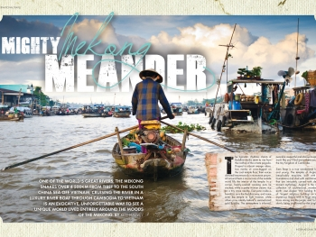 Mighty Mekong Meander