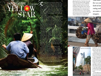 Vietnam - Land of the Yellow Star