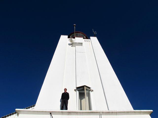 Lighthouse keeping – a nostalgic job by Keri Harvey