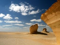 Western Desert scenery
