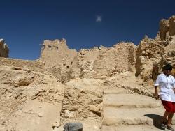 Temple ruins, Siwa, Egypt