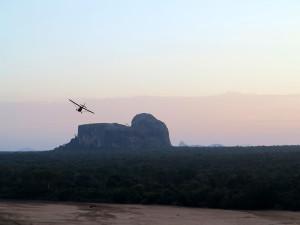 aerial anti-poaching patrol