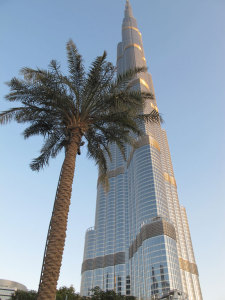 Burj Khalifa section