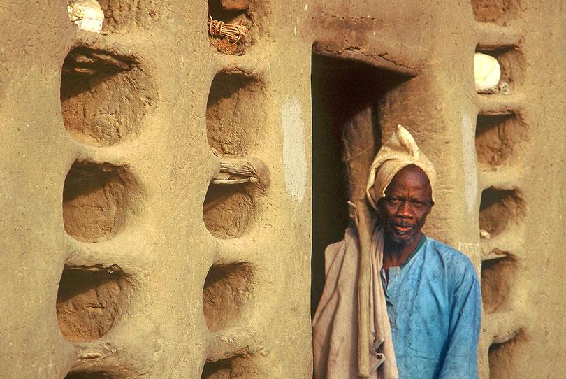 Dogon elder, Mali