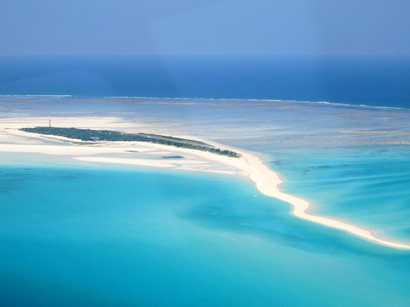 Medjumbe island, Quirimbas